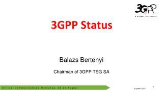 3GPP Status
