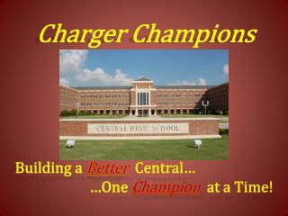 Charger Champions