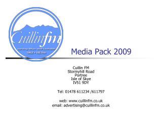 Media Pack 2009