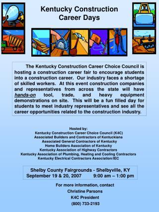 Kentucky Construction Career Days
