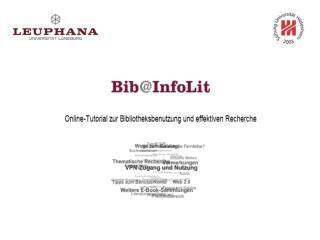 Bib@InfoLit