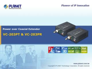 Power over Coaxial Extender