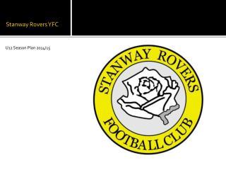 Stanway Rovers YFC