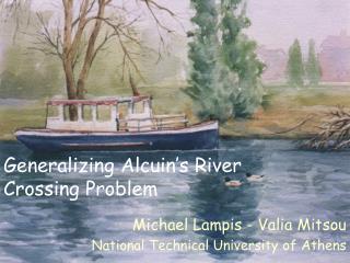 Generalizing Alcuin's River Crossing Problem