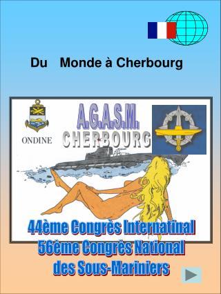 Du monde à Cherbourg