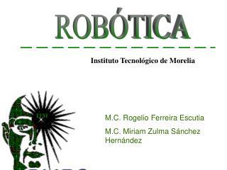 Instituto Tecnol gico de Morelia