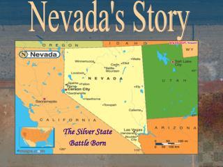 Nevada's Story