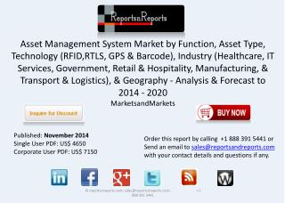 Asset Management System Market Forecasts and Analysis