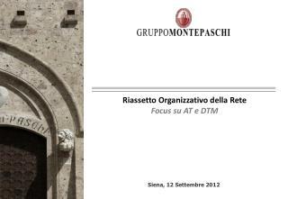 Siena ,  12 Settembre 2012