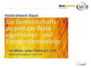 Holzkraftwerk Basel