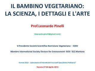 Bedogni  G.  Agostoni C. : Prospettive in Pediatria  Aprile-Giugno 2012