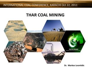 INTERNATIONAL COAL CONFERENCE, KARACHI Oct 22, 2011