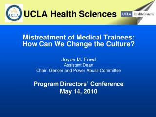 UCLA Health Sciences