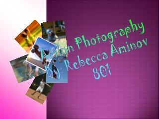 Action Photography By: Rebecca Aminov 801
