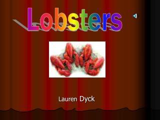 Lauren  Dyck
