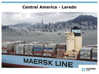 Central America - Laredo