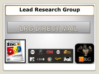 LRG DIRECT MAIL