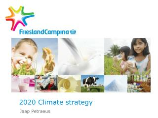 2020 Climate strategy