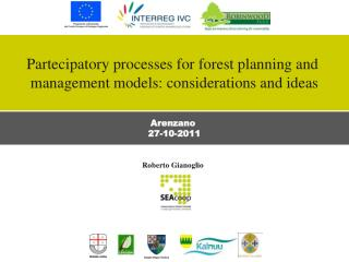 Partecipatory processes for forest planning and  management models: considerations and ideas