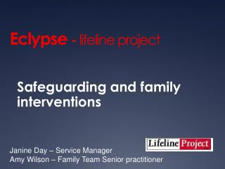 Eclypse - lifeline project