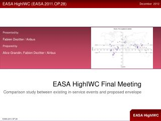 EASA  HighIWC  Final Meeting