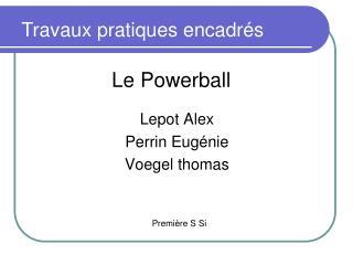 Le Powerball