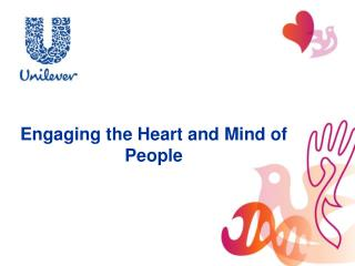 Engaging the Heart and Mind of People