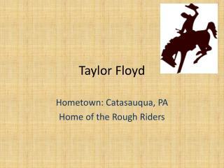 Taylor Floyd