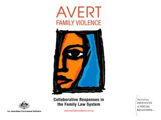 Definitions of Family Violence
