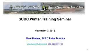 Winter Training Seminar Agenda Subject Speaker
