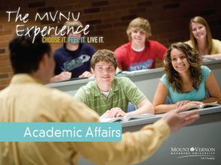 "6 Academic ""Schools"""