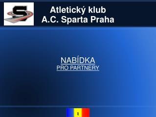 Atletický klub A.C. Sparta Praha