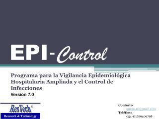 EPI - Control