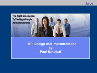 KPI Design and Implementation - Agenda