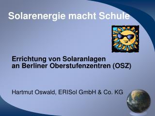 Solarenergie macht Schule