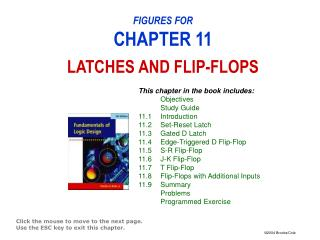 FIGURES FOR CHAPTER 11 LATCHES AND FLIP-FLOPS