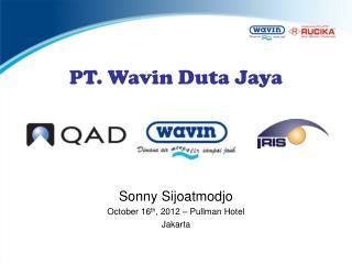 PT. Wavin Duta Jaya