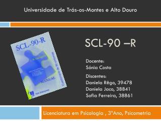 SCL-90 –R