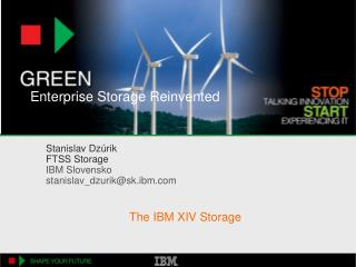 Enterprise Storage Reinvented