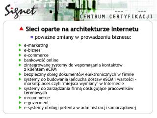 e-marketing e-biznes e-commerce bankowość online