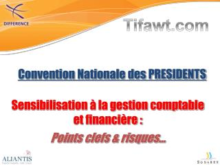 Convention Nationale des PRESIDENTS