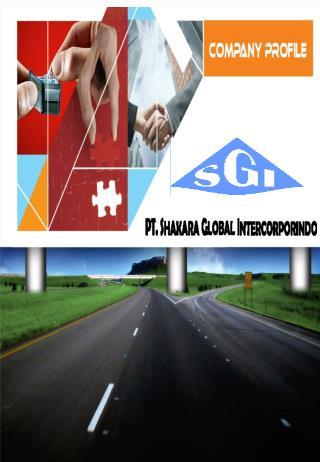 DATA  PERUSAHAAN Nama Perusahaan: PT. Shakara  Global  Intercorporindo