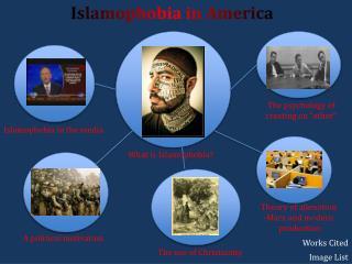 Islamophobia  in America