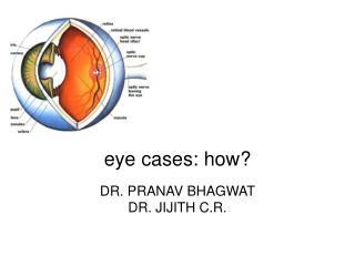 eye cases: how?