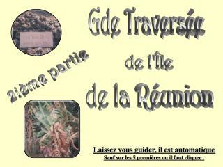 Gde Traversée