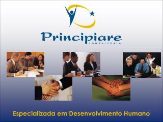 Especializada em Desenvolvimento Humano