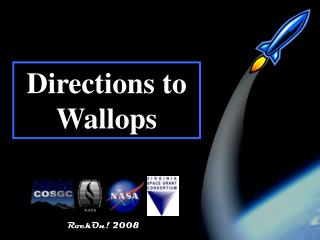 Directions to Wallops