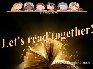 Let's read together!