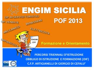 ENGIM SICILIA