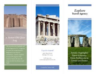 Explore Travel Agency